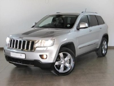 2012 Jeep Grand Cherokee 5.7L Overland, Auto, Petrol, 4X4, Only Done 115  000kms With FSH, A/con, P/str, MP3, Fogs, MFS..........R369 995.