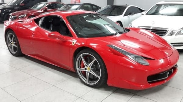 Ash Car Sales - luxury and exotic car dealer